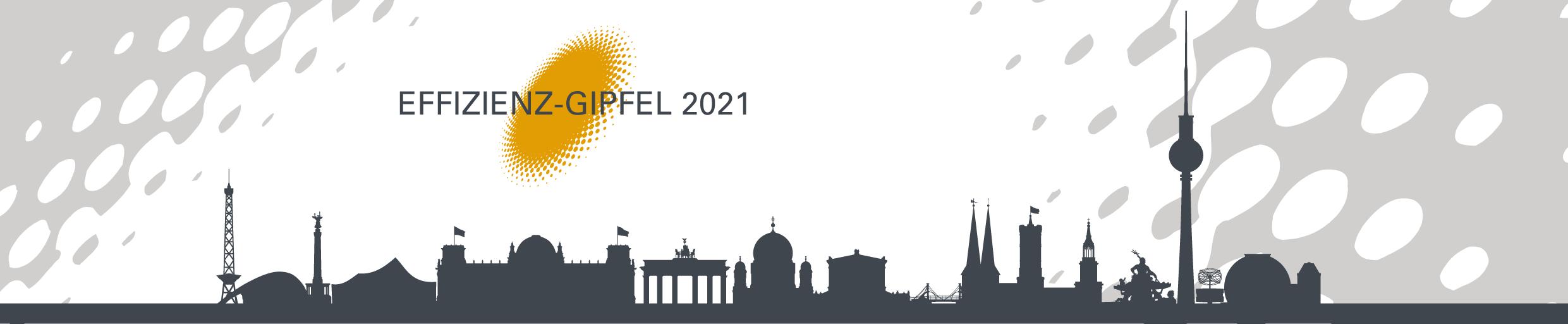 Effizienz Gipfel 2021